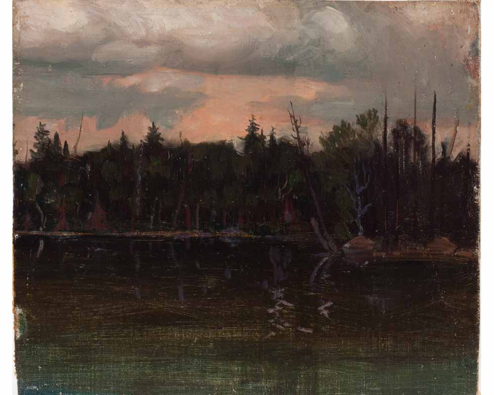 Lake in the North, Spring 1912