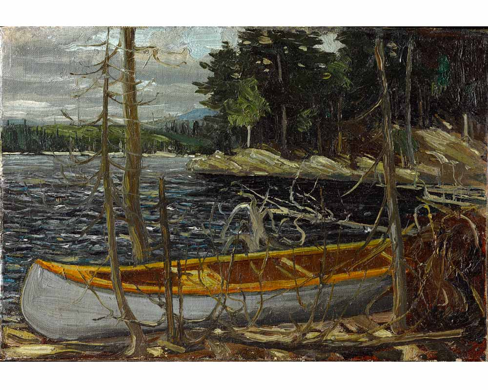The Canoe, Spring or fall 1912