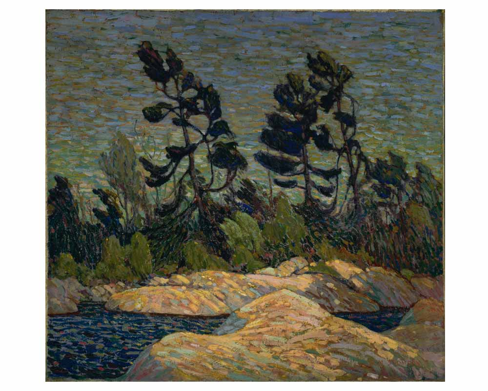 Byng Inlet, Georgian Bay, Winter 1914–15