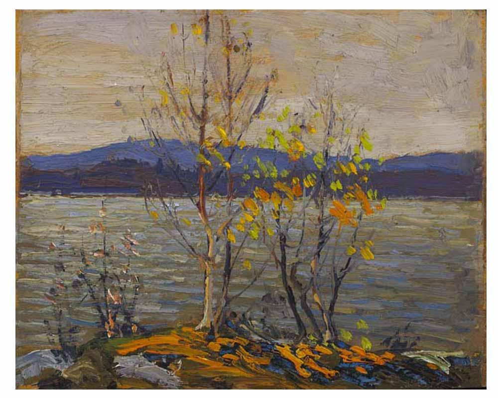 Spring, Algonquin, Spring 1914