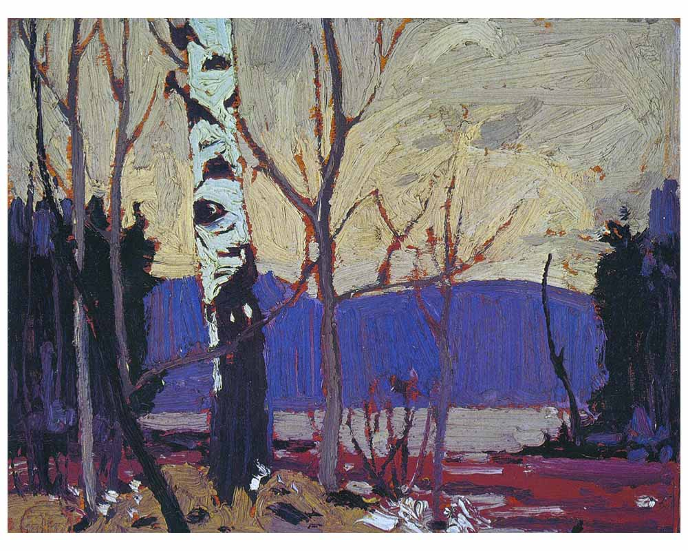 Big Birch, Fall 1915
