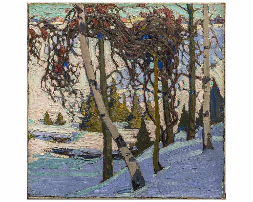 Early Snow, Winter 1916–17