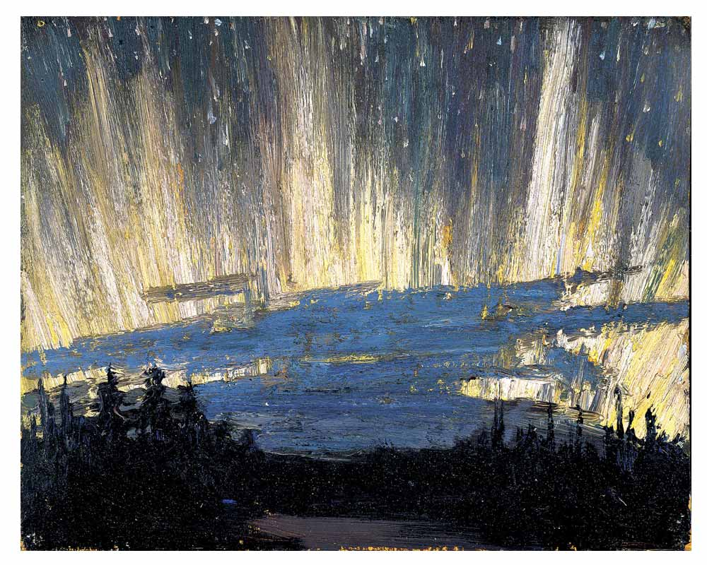 Northern Lights, Spring 1916