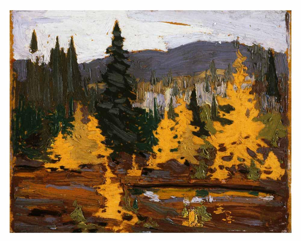 Tamaracks, Fall 1916