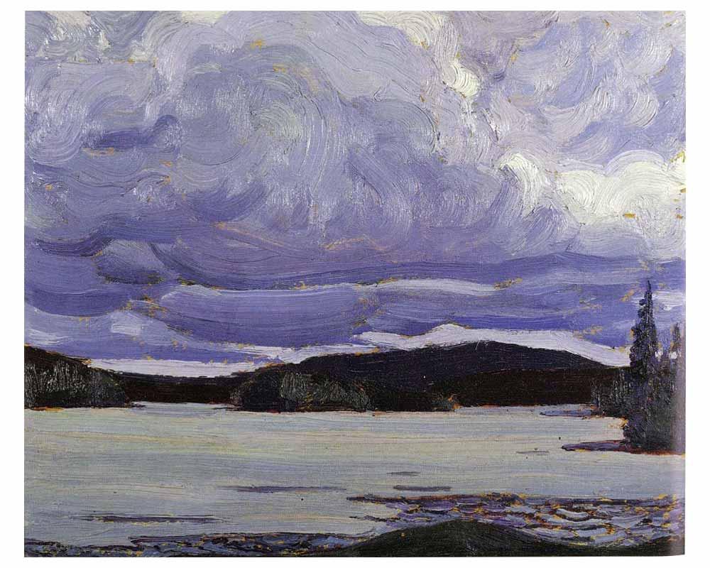 Canoe Lake, Spring 1917