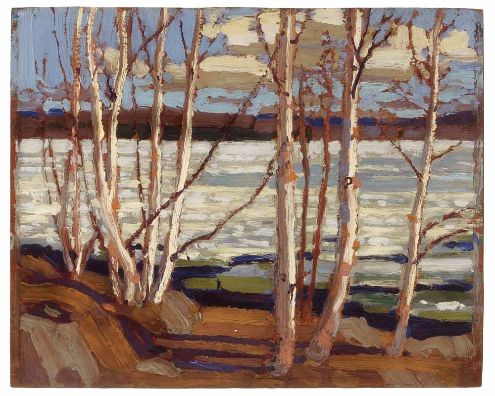 Early Spring, Spring 1917