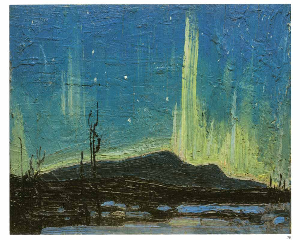 Northern Lights, Spring 1917