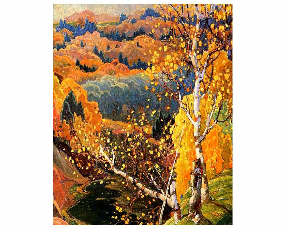 October Gold, 1922