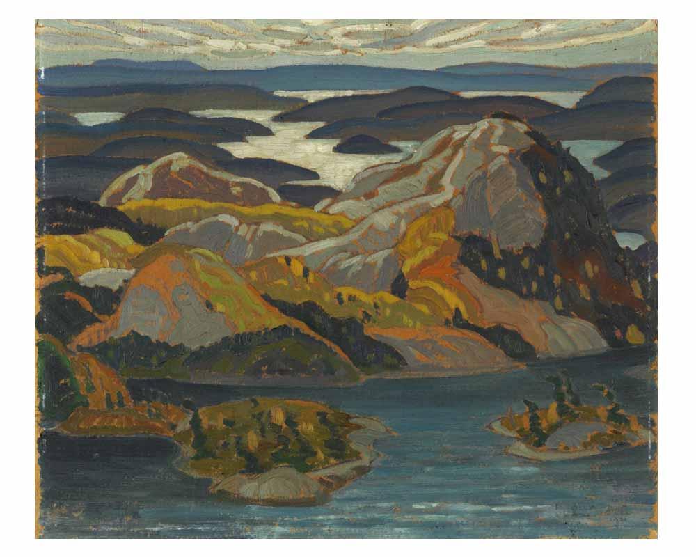 Grace Lake, 1931
