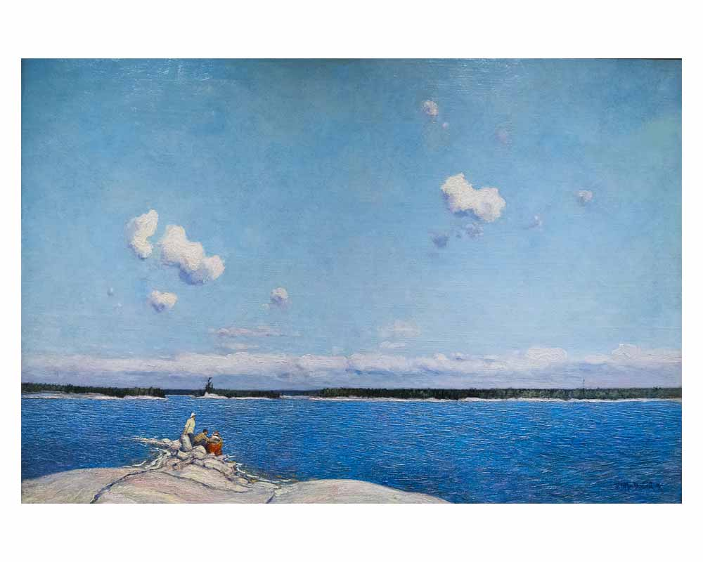Fine Weather, Georgian Bay, 1913