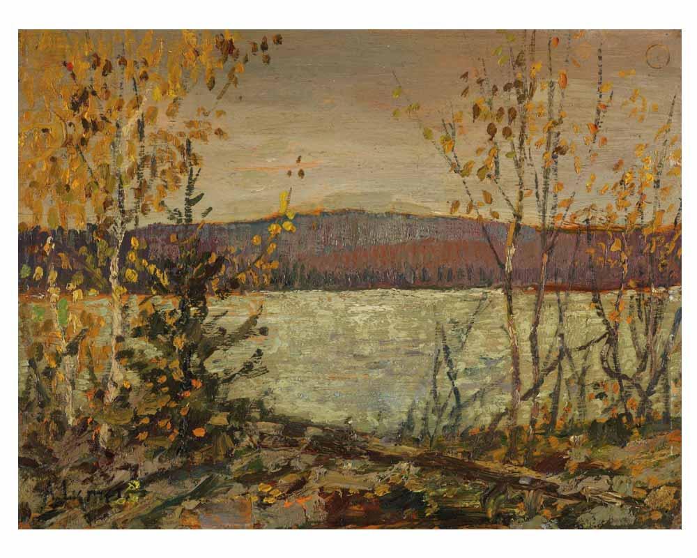 Lake, 1914