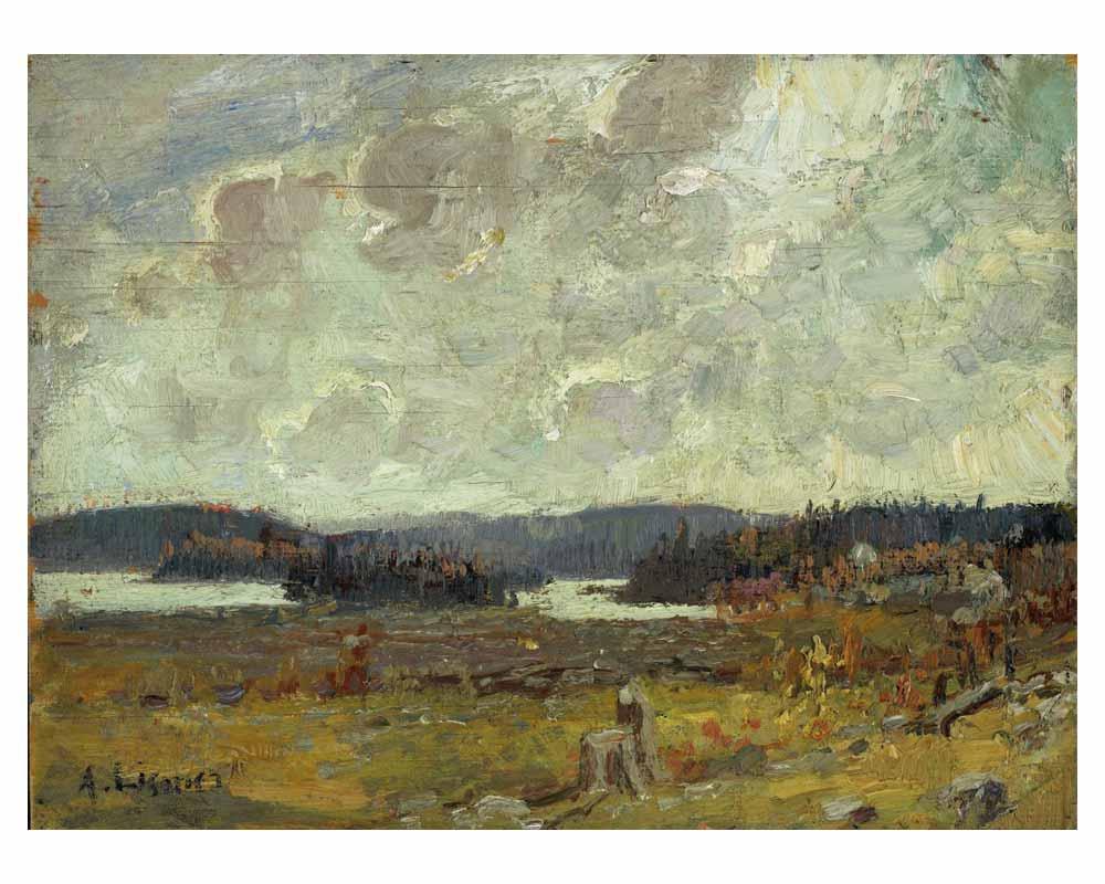 Swamp, 1914