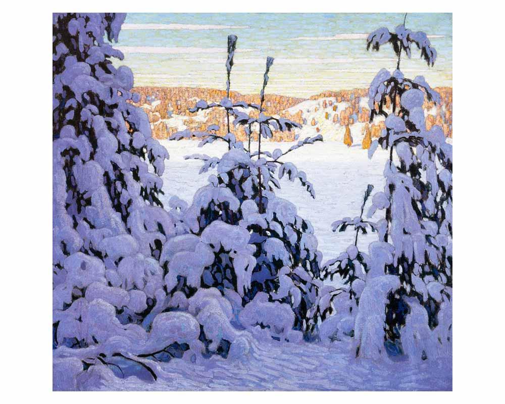 Snow II, 1915