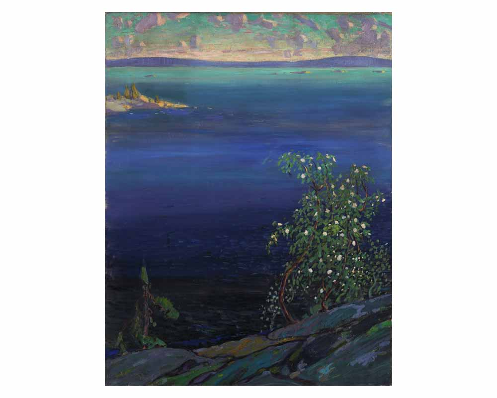 Georgian Bay, Spring, 1917