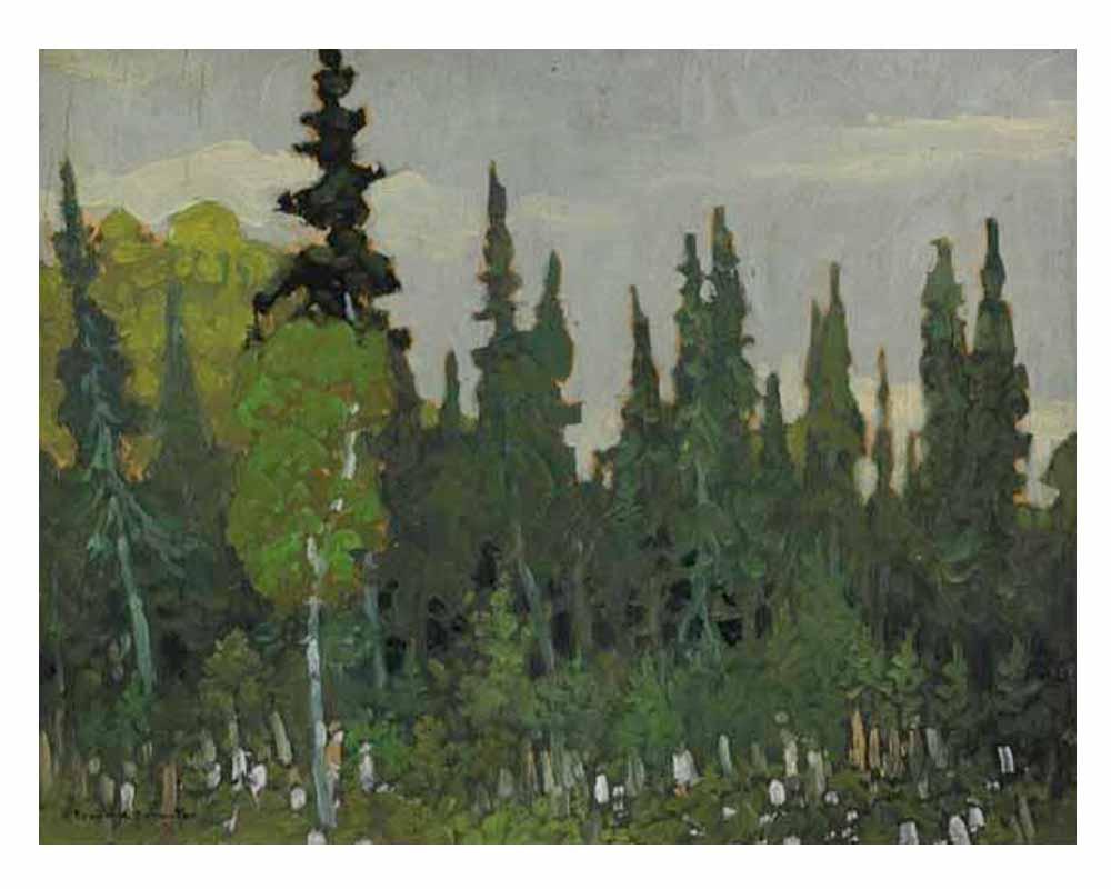 Algoma Tapestry, 1918