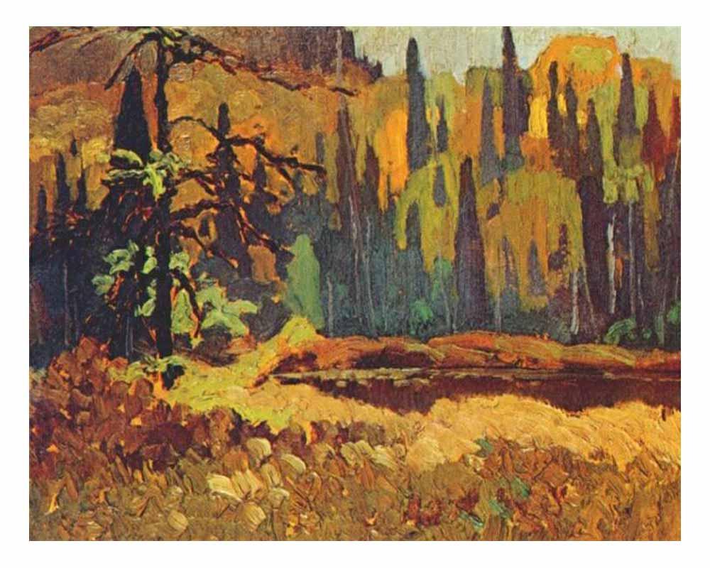 Moose Pond, 1918