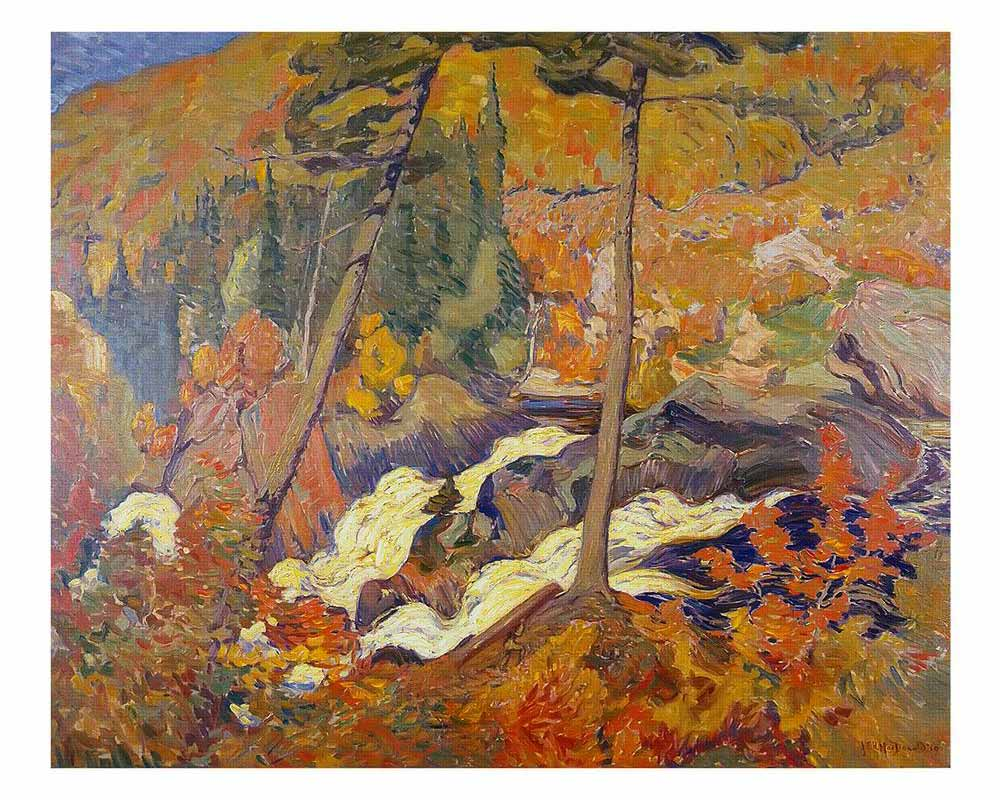The Wild River, 1919