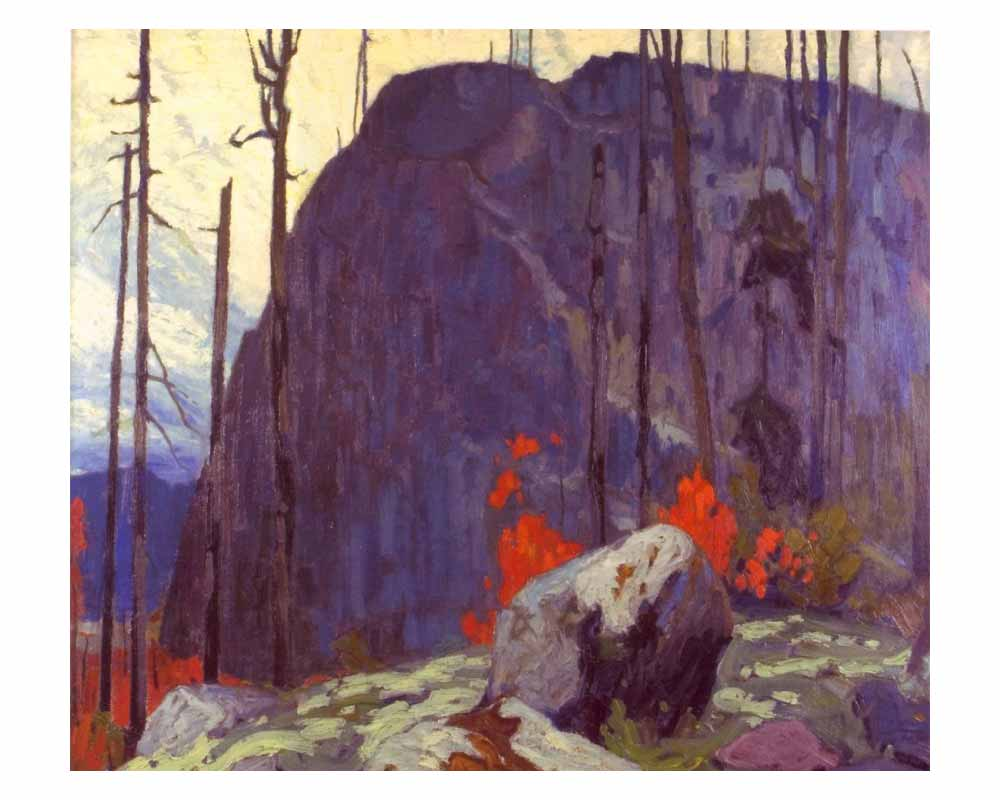 Algoma Hill, 1920