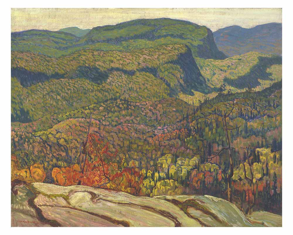 Forest Wilderness, 1921