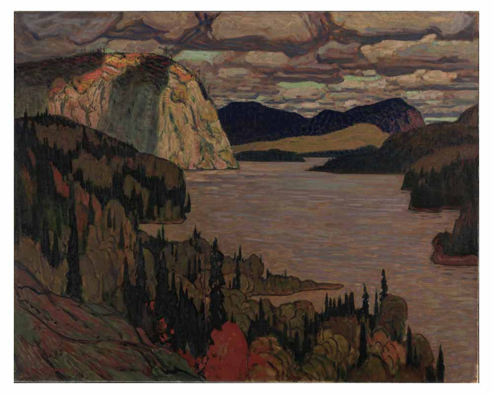 The Solemn Land, 1921