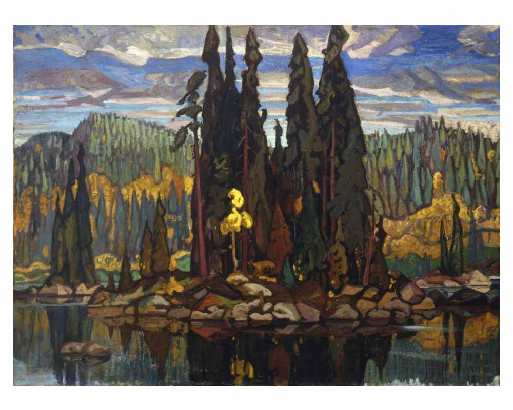 Isles of Spruce, 1922