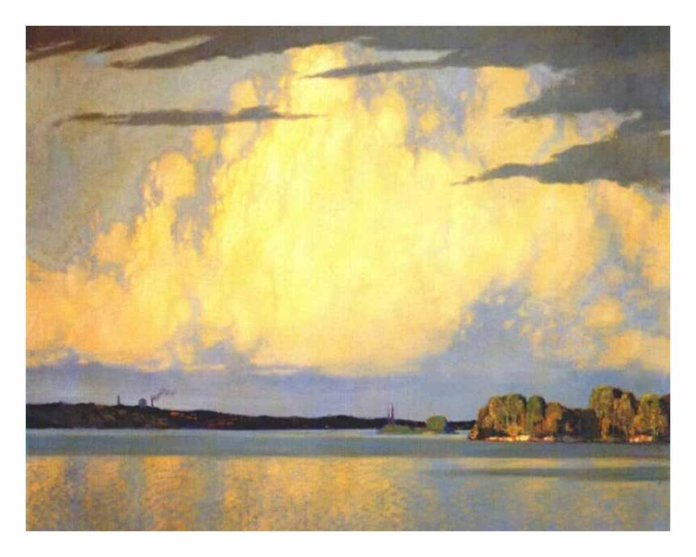 Serenity, Lake of the Woods, 1922