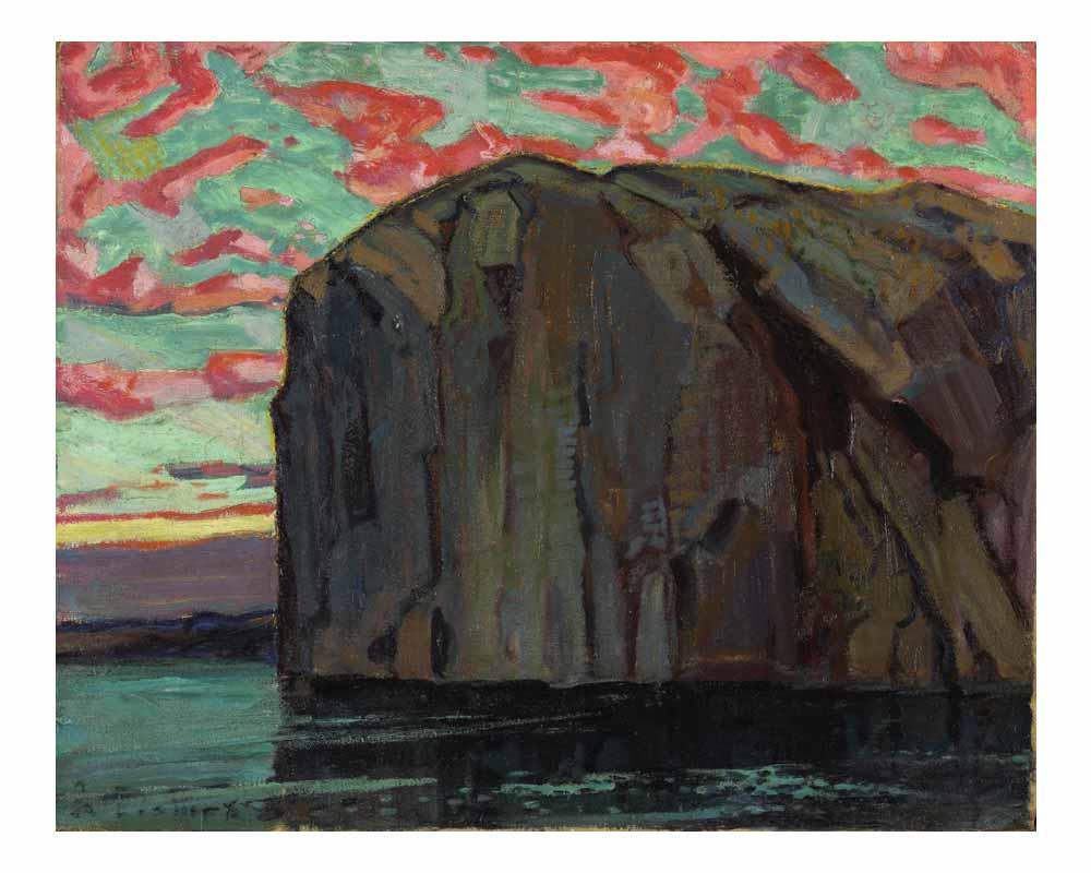 Bon Echo, 1923