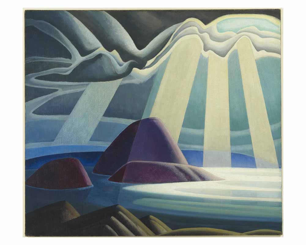 Lake Superior, 1923