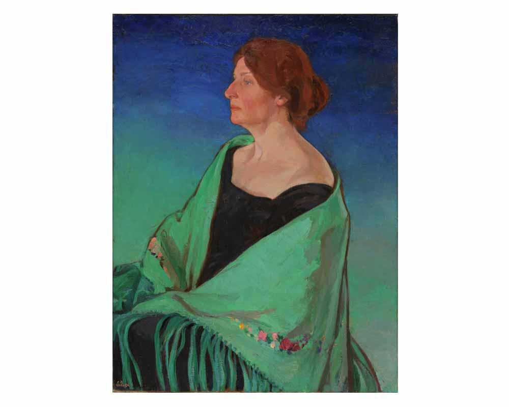 Alice Massey, 1924-25