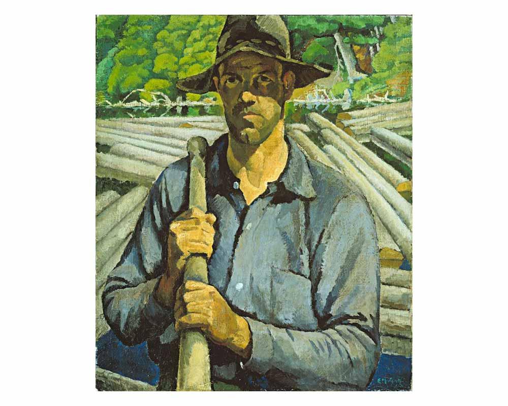 The Lumberjack, 1924