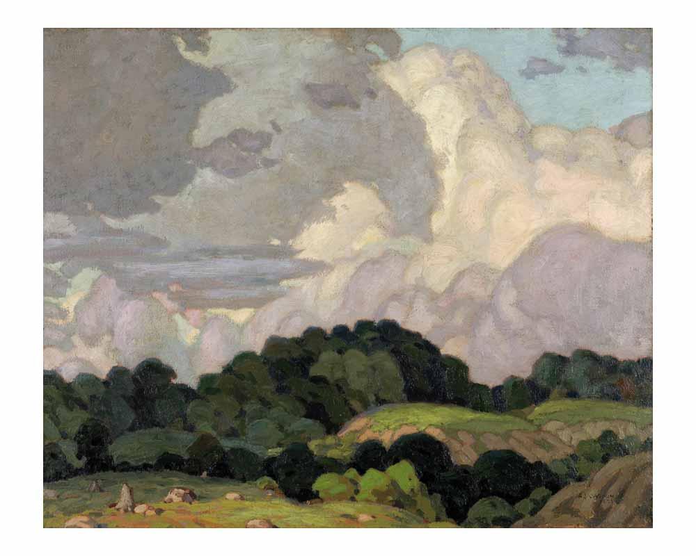 Summer Landscape, 1925