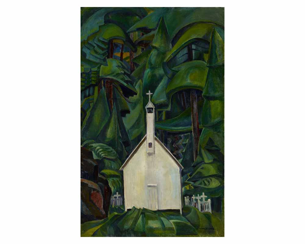 Indian Church, 1929