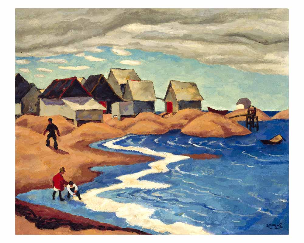 Fisherman's Houses, 1933