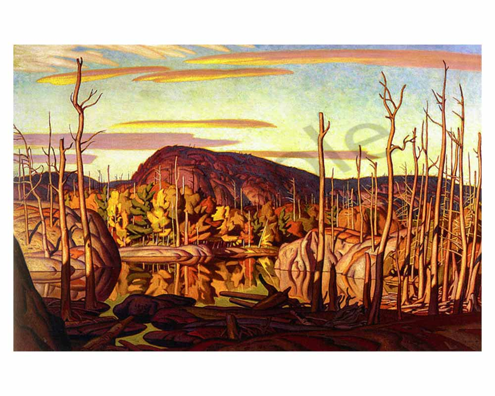 Autumn Evening, 1935