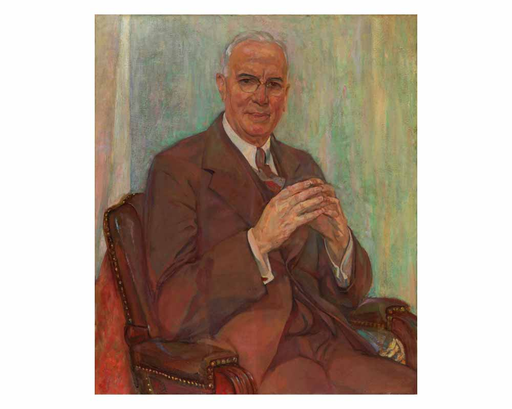Portrait of H. S. Southam, 1936