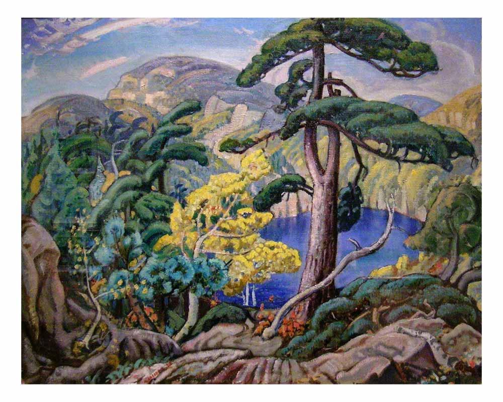 Bright Land, 1938