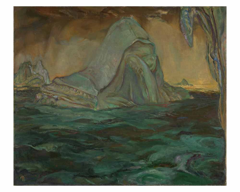 Arctic Landscape, 1940