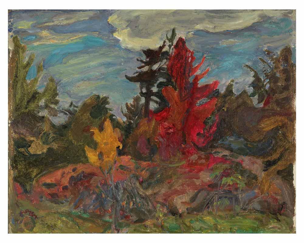 Autumn Landscape, 1949