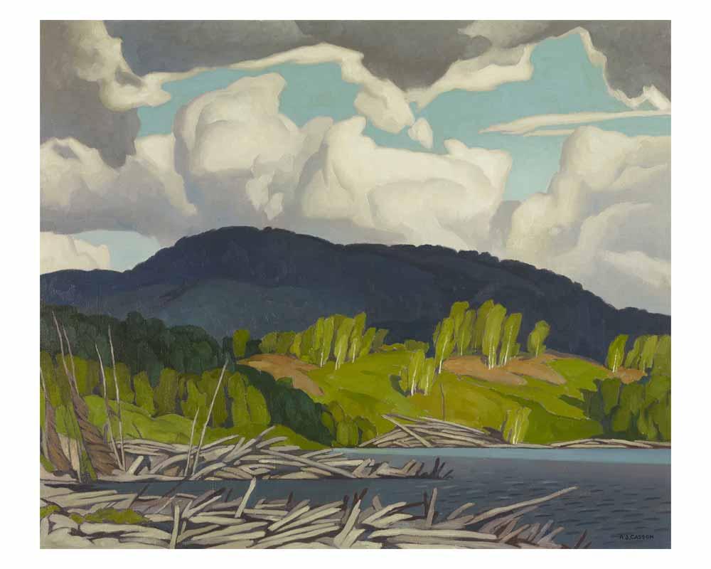 Pugh Lake, 1951